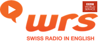 Swiss Radio - WRS interview (affiliated to BBC World Service) - 11 min