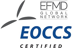 Certified by EFMD Online Course Certification System (EOCCS)