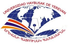 Haybusak University of Yerevan - Armenia